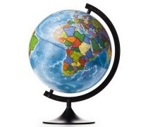 Глобус политический d320мм