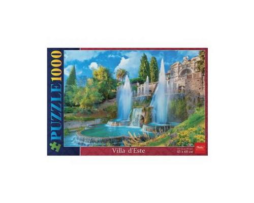 ПАЗЛ 1000 элементов Великолепные фонтаны