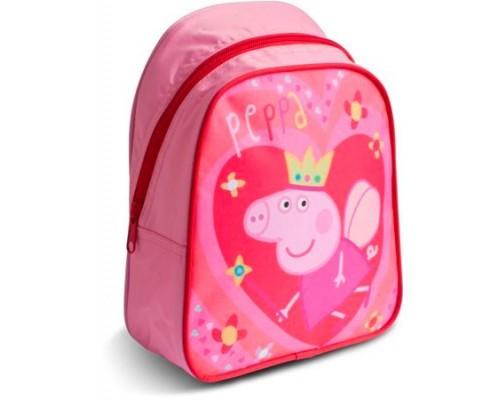 Рюкзак детский Свинка Пеппа Королева для девочки