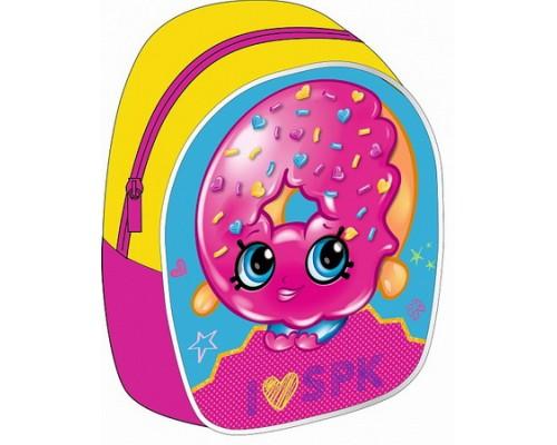Рюкзак детский Shopkins 3 для девочки