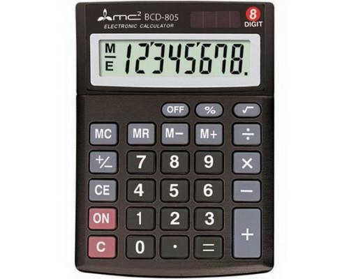 Калькулятор BCD-805 MC2 8 разрядов