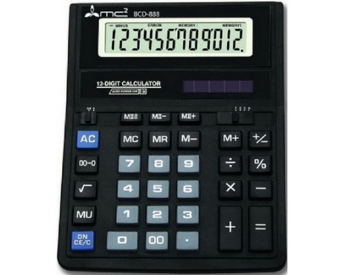 Калькулятор BCD-888 MC2 12 разрядов