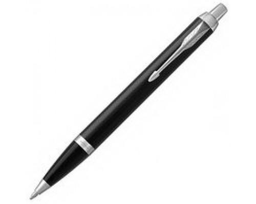 Ручка Parker шариковая IM Core K321 (1931665) Black CT M синие чернила