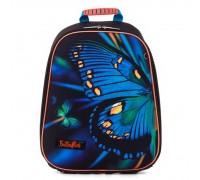 Рюкзак ERGONOMIC light Butterfly для девочки, начальная школа
