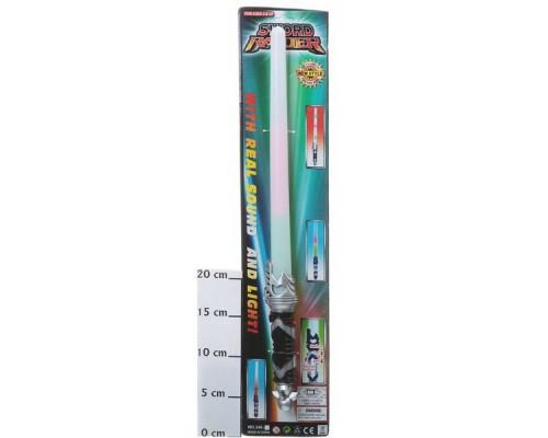 Лазерный меч Sword Rader свет-звук 53 см.346-E