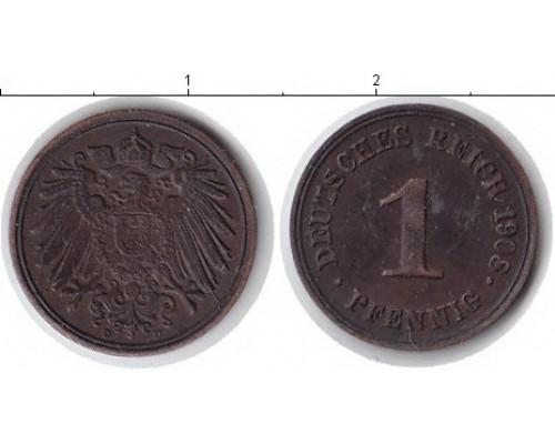 БЕЗ СКИДКИ Монета 1 пфенинг Веймарская республика
