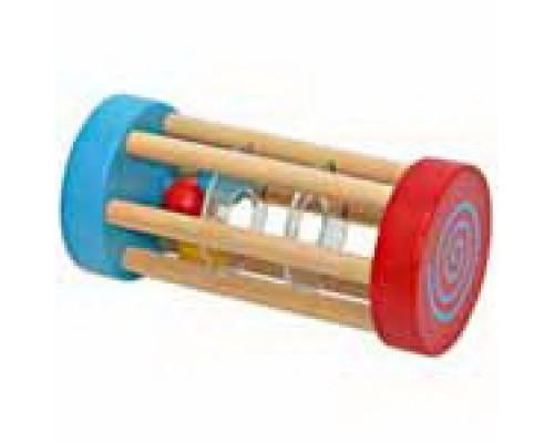 Погремушка-катушка,деревянный ассорти WD1096