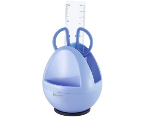 Набор настольный Compact / Компакт, голубой, Lamark