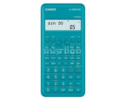Калькулятор Casio FX-220PLUS-2 научный, синий 10+2 разрядов