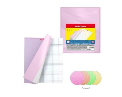 Обложка для тетрадей и дневников ErichKrauseR Fizzy Neon 212х347мм, 100 мкм