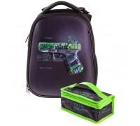Рюкзак ERGONOMIC Classic Strike для мальчика, начальная школа
