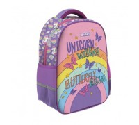 Рюкзак SM-02 Unicorn, 38*27*14см для девочки начальная школа