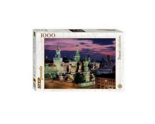 ПАЗЛ 1000 элементов Step Красная Площадь Москва 79075