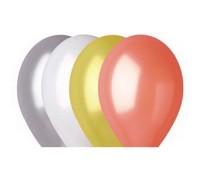 "Воздушные шары Металлик 14"" 1шт."